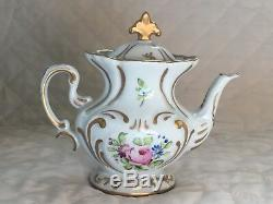 Antique French Limoges Hand Painted Tea Set So Beautiful