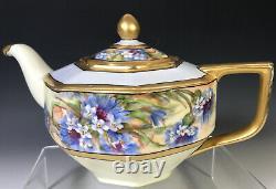 Hand-painted Tea pot