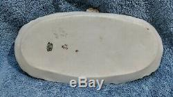 Rare! Pairpoint Limoge Palmer Cox Brownie hand painted porcelain Victorian tray