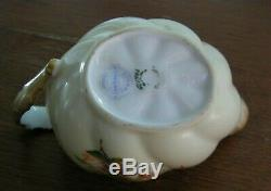 Vintage Limoges A. Lanternier & Co. Hand Painted 5 piece Tea Set Beautiful