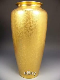 14,25 Vase Osborne Studio De Limoges Peinte À La Main Espoir Après George F. Watts