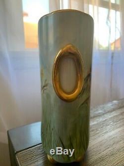 Cache Pot Vase Peint À La Main Vases En Porcelaine