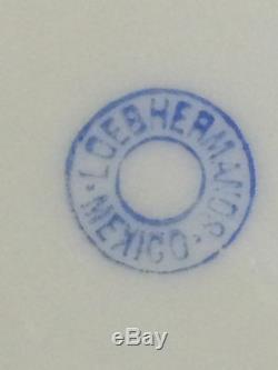 Limoge En Porcelaine Avec Des Plaquettes De Garnissage Et Des Oiseaux Peints À La Main Par Henry